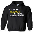 It's A Mandolin Thing Hoodie