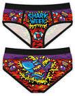 Shark Week Period Panties Undies Knickers Punk Geek Gothic