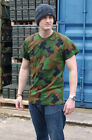 DUTCH ARMY T-SHIRT JUNGLE CAMO 100% COTTON BRAND NEW MILITARY ISSUED NETHERLANDS