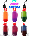 BLUESKY CHAMELEON COLOUR CHANGE THERMAL UV/LED SOAK OFF NAIL POLISH 10ml