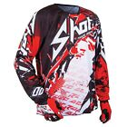 RED SHOT DEVO LOAD MX MOTOCROSS ENDURO ATV QUAD BIKE SHIRT JERSEY
