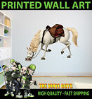 PRINTED WALL ART TANGLED HORSE MAXIMUS MAX EUGENE RAPUNZEL GRAPHIC STICKER