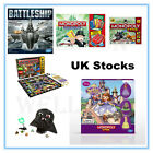 NEW! BOARD GAMES / FAMILY / CHILDREN / ADULTS / PARTY / 6 OPTIONS TO CHOOSE