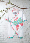 Mud Pie Easter Butterfly One Piece Baby Girls Newborn to 9M #1132190 NWT