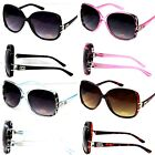 New DG Retro Vintage Womens Designer Sunglasses Fashion Shades Square Large 375