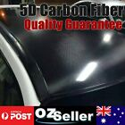 5D Super Gloss Carbon Fiber Air Free Vinyl Film Wrap Car Black Sticker 2015 NEW