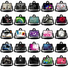"10"" 9"" Tablet Netbook Sleeve Bag Case Pouch w Shoulder Strap iPad Kindle Galaxy"