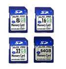 OEM high speed 8GB 16GB 32GB 64GB SD SDHC Secure Digital Memory Card