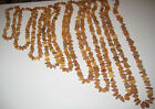 100% Authentic Raw  Baltic Amber Collars for Dogs and Cats  10-25.5 inch