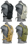 Lancer Tactical Light Weight Hydration Pack Black Tan ACU OD Green