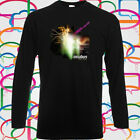 Incubus Make Yourself Long Sleeve Black T-Shirt Size S to 3XL image