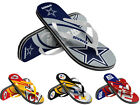 NFL Football Unisex Big Logo Flip Flops - Pick Team $3.0 USD on eBay