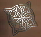 Metal Wall Art Silhouette Sculpture In/Outdoor Decor-Snow Flake