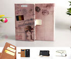 Luxury Wallet Flip wallet card leather case f SamSung Iphone Nokia SONY LG / KS02
