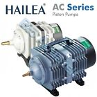 Hailea AC Piston Air Compressor Pump Koi Fish Pond Hydroponic 35 LTR - 275 LTR