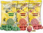 "SENSAS ""CUBITS"" SQUARE PELLETS RRP £3.99 each £6 post no matter how many you buy"