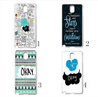 TFIOS Okay Okay Printed Rubber Hard Case Cover For Samsung Galaxy Note 3