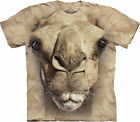 Big Face Camel Child  Animals Unisex T Shirt The Mountain
