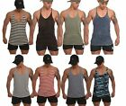 Men's Bodybuilding Tank Top Stringers Gym Fitness Muscle workout Sports USA