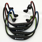 Wireless Bluetooth Headset SPORT Stereo Headphone Earphone for Samsung LG
