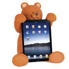 NIB Super Cute Little Techie Bear iPad Holder Kid's Room decor