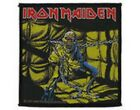 IRON MAIDEN - OFFICIAL SEW-ON PATCH logo killers trooper piece of mind england