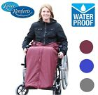 Kozee Komforts Kozee Toze Toes Cover Waterproof Leg Warmer Wheelchair Aid