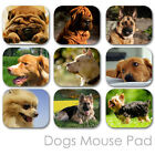 DOG PUPPY CUSTOM MOUSE PAD FRIEND PERSONALIZED PHOTO FAMILY MOUSEPAD  (DM-02)