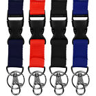 Nylon Lanyard with Safety Release | Neck/Strap - Key - Id Holder - Phone