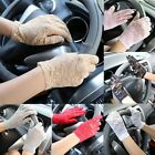 Women's Wrist Lace Gloves UV-proof Driving Gloves Wedding Bridal Short Gloves