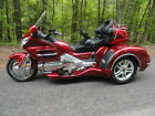 Honda : Gold Wing 2003 honda goldwing gl 1800 w california sidecar s cobra xl trike kit