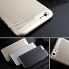 Luxury Fashion Ultra-thin Hollow Mesh Shell Cover Case For iPhone 7 5s 6 /6 Plus