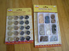 New ! High Quality Sewing Kit Resinous Buttons Assorted Color and Style Washable
