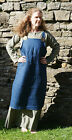 Dark Age/Re enactment VIKING SAXON Hangerock-LINEN DRESS SET Sizes 10-plus Size
