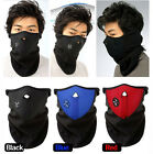 Neoprene Neck Warmer Warm Face Mask Cover for Motorcycle Bike Bicycle Biker