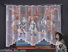 KIDS NET CURTAINS MUSKETEERS PIRATE LOVELY FOR BOYS ROOM PAINTED 300 CM X 180 CM
