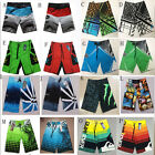 Men Boardshorts Surf Board Shorts Swim Wear Beach Sports Trunks Pants SZ 30-38 L