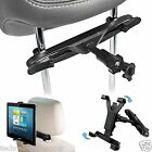 "Adjustable Universal In Car Headrest Seat Mount Holder For iPad Tablet 7"" To 11"""