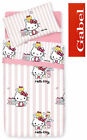 Completo Lenzuolo. HELLO KITTY - LITTLE FRIENDS. GABEL Singolo, 1 Piazza Cotone