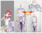 Love Live! Maki Nishikino White Valentine's Day Angels Awakening Cosplay Costume
