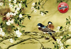 "Chinese Birds Plum Blossom Canvas Print Art Picture Frame 30"" x 20"" Clearance"