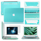 "Mint Green Macbook Case Turquoise Cover Accessory for Air/ Pro 11""13""15"" Retina"