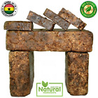 Raw African Black Soap Organic 100 Pure From Ghana 2 oz - 50 lb Bulk Wholesale