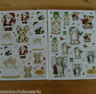 A4 - Daisy & Dandelion - Christmas Collection - Die Cut Characters & Gift Set
