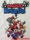 DISNEY MAGICAL MARCHING BAND - YOU CHOOSE Printed Scrapbook Paper Piece or Title