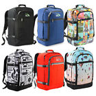 Lightweight Hand Luggage Suitcase Backpack Travel Cabin Bag Carry On 55x40x20cm