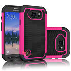 For Samsung Galaxy S6 Active G890 Shockproof Hybrid Rugged Combo Hard Case Cover