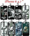 "Philadelphia Eagles iPhone 6 6s 4.7"" Case Hard Silicone Case"