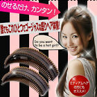 2p New Styling Hair Puff Princess Hairstyle Maker Heighten Clip Beauty Tool sty