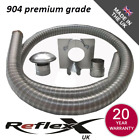 Flexible Multifuel Stove Flue Liner Pack/Kit Stainless Steel Class 1 HETAS 904